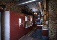 Кухня в стиле Лофт 16